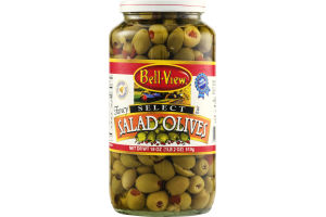 Bell-View Salad Olives Select
