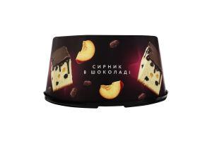 Торт Сирник в шоколаді Brioche к/у 0.6кг
