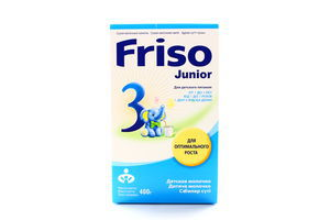 Напиток Junior 3 д/оптимального роста сухой молочный 1-3лет к/у Friso 400г
