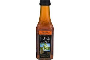 Pure Leaf Real Brewed Tea Peach