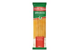 Макаронні вироби Pasta Prima Спагеті 400г
