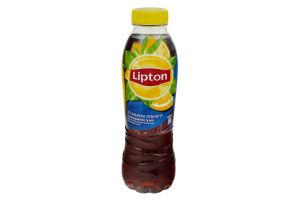 Чай холодный черный с лимоном пэт Lipton 0,5л