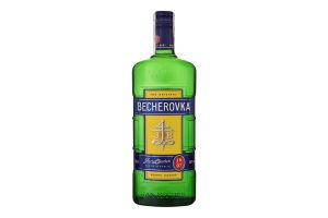 Настоянка 0.7л 38% лікерна на травах The Original Becherovka пл