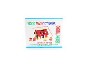 Іграшка Набір Будиночок-Логіка 2258