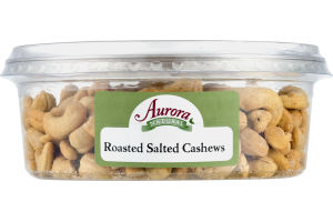 Aurora Natural Roasted Salted Cashews