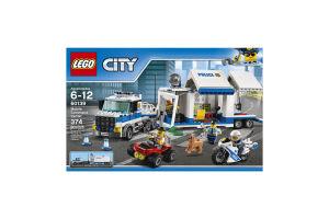 Конструктор для детей 6-12лет №60139 Сity Lego 1шт