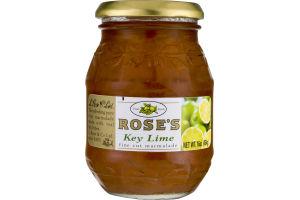 Rose's Fine Cut Marmalade Key Lime
