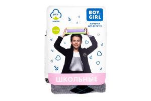 Колготы детские Boy&Girl №343 140-146 ромб