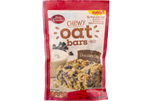 Betty Crocker Chewy Oat Bars Mix Chocolate Chip