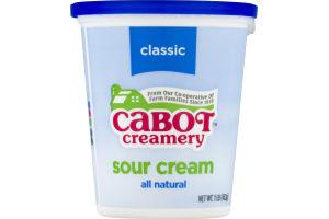 Cabot Creamery Sour Cream Classic
