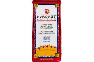 Puroast Gound Coffee House Blend