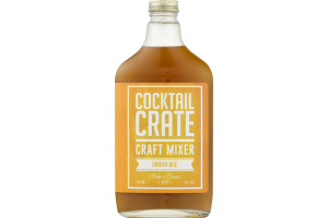 Cocktail Crate Craft Mixer Ginger Bee