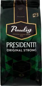 Кофе зерно Paulig Presidentti Original Strong