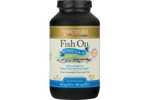 Spectrum Fish Oil Omega-3 - 250 CT