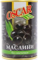 Маслины без косточки Oscar ж/б 300г