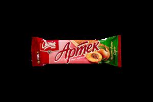 Вафли Світоч Артек со вкусом персика