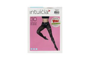 Колготки жіночі Intuicia Support Up 30den 2 vizone