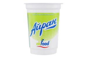 Напій кисломолочний 0.8% Айран Ekfood ст 200г