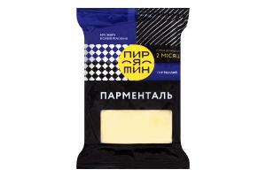 Сир твердий Парменталь Пирятин м/у 150г