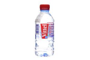 Вода минеральная негазированная Vittel п/бут 0.33л