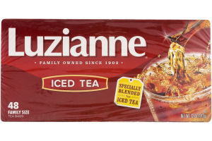 Luzianne Iced Tea - 48 CT
