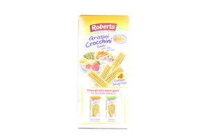 Хлібні палич.солоні Roberto Крокіні 250г