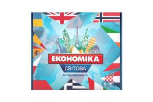 Игра настольная для детей от 8лет экономическая №7007 Мировая Экономика Strateg 1шт