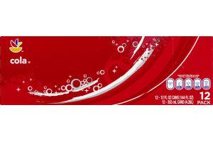 Ahold Cola Soda - 12 CT