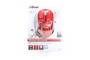 Миша Trust Vivy Wireless Min.Mouse 17355