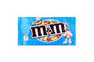 Драже з рисовими кульками в молочному шоколаді, вкрите хрусткою різнокольоровою глазур'ю M&M's м/у 36г