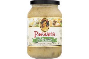 Paesana Cooking Sauce Piccata