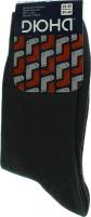Шкарпетки чол.Дюна 4В258 р.25-29 чорні