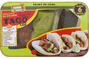 Calle Sabor Diced Pork Al Pastor Taco Kit