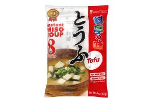 Мисо-суп быстрого приготовления Tofu Marukome м/у 152г