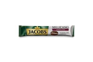 Кофе растворимый сублимированный Millicano Americano Jacobs м/у 1.8г