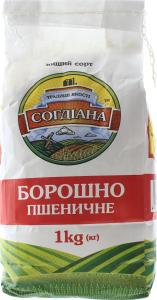 Мука Sogdiana пшеничная в/с