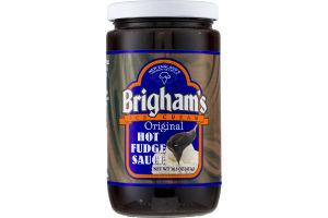 Brigham's Hot Fudge Sauce Original