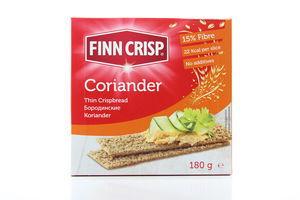 Сухарики ржаные с кориандром Finn Crisp к/у 175г