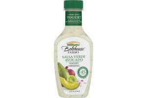 Bolthouse Farms Yogurt Dressing Salsa Verde Avocado