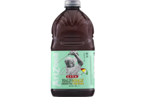 Arizona Arnold Palmer Lite Half & Half Green Tea Lemonade