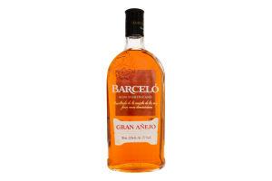 Ром 0.7л 37.5% Gran Anejo Ron Barcelo бут