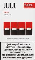Картридж для електронної системи доставки нікотину Fruit Juul 4шт