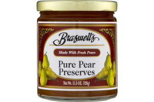 Braswell's Pure Pear Preserves