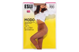 Колготки жіночі Esli Modo №8С-39СПЕ 20den 3-M melone