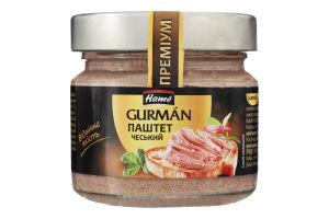 Паштет Чешский Gurman Hame с/б 170г