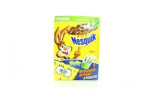 Завтраки сухие шоколадные Nesquik к/у 375г