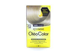 Крем-фарба для волосся Oleo Color Keranove 9*13