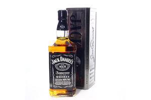 Віскі Джек Деніелс в металевій коробці 1л Jack Daniel's