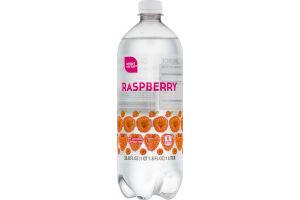 Smart Sense Sparkling Raspberry Flavored Water Beverage