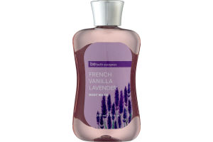 be bath escapes French Vanilla Lavender Body Wash